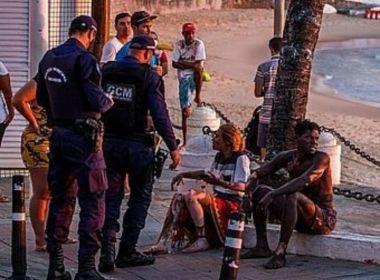 Casal em situação de rua queimado no Porto da Barra teve 90% do corpo atingido pelo fogo