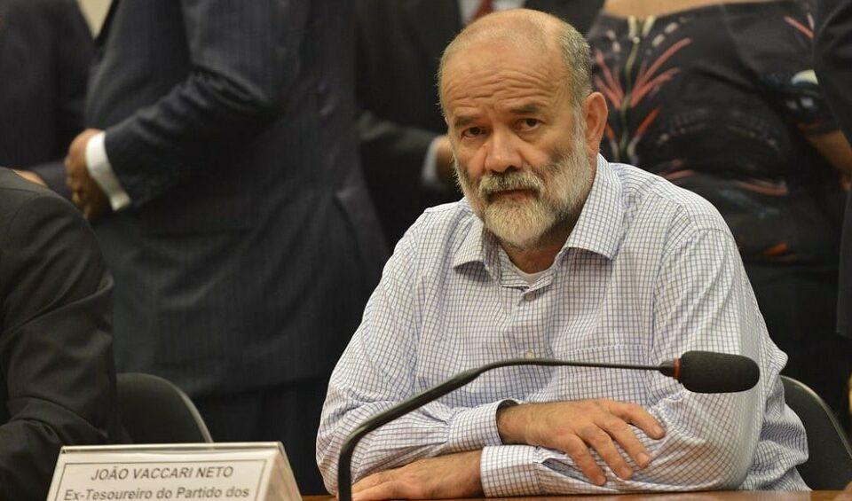 Ex-tesoureiro PT, compadre de Lula, é réu em outro caso de roubo na Petrobras