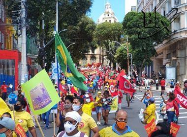 Centrais sindicais vão participar de atos de 12 de setembro pelo impeachment de Bolsonaro