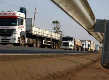 Número de caminhoneiros empregados cresceu 14% desde posse de Bolsonaro