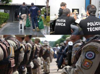 Governo da Bahia paga R$ 10,3 milhões a mais de 11 mil policiais por redução de mortes