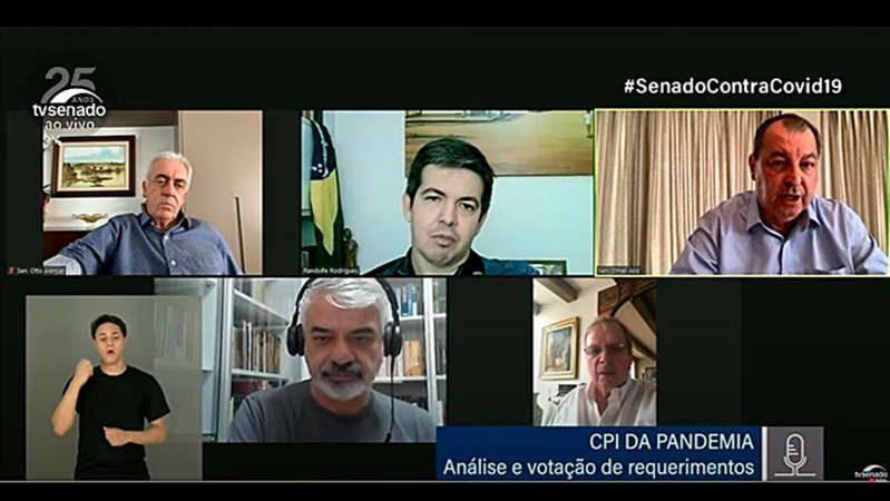 CPI da Covid propõe pensão para órfãos da pandemia e marca último depoimento.